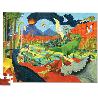Thirty Six Dinos 100 Piece Puzzle | Field Museum Store