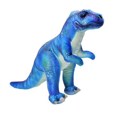 Bright Colored T. rex Plush | Field Museum Store