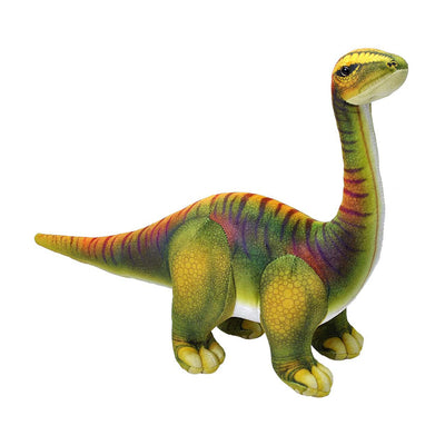 Bright Colored Diplodocus Plush | Field Museum Store