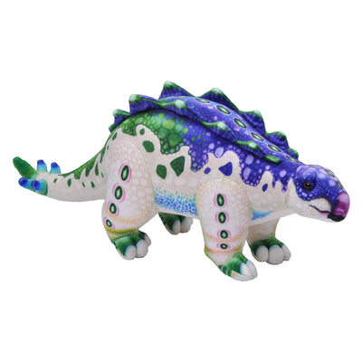 Bright Colored Stegosaurus Plush | Field Museum Store