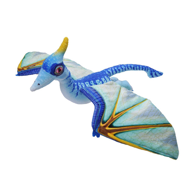 Bright Colored Pteranodon Plush | Field Museum Store