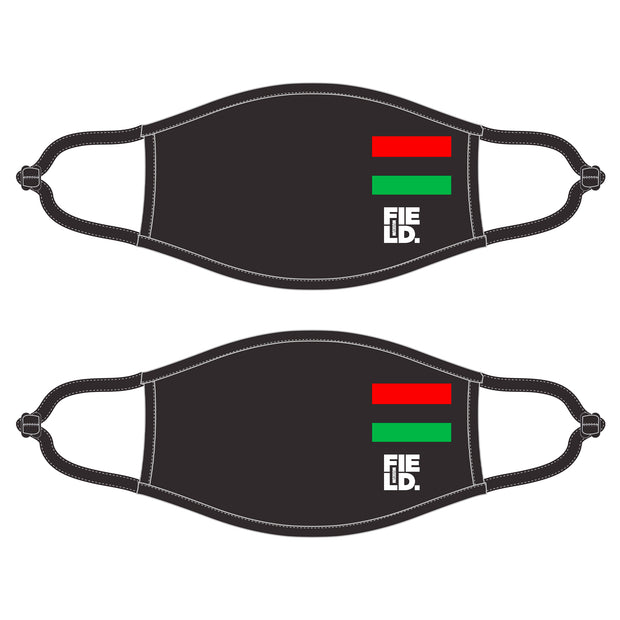 Pan-African Flag Face Mask Set | Field Museum Store