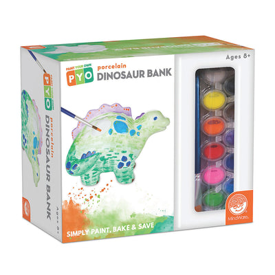Paint Your Own Dinosaur Bank | Field Museum Store
