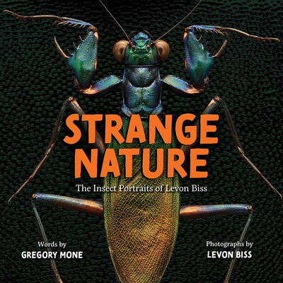 Strange Nature: The Insect Portraits of Levon Biss | Field Museum Store
