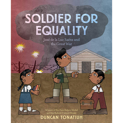Soldier for Equality: José de la Luz Sáenz and the Great War | Field Museum Store