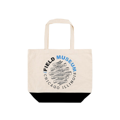 George Washington Carver Tote Bag | Field Museum Store