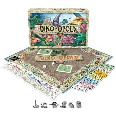 Dino-Opoly | Field Museum Store