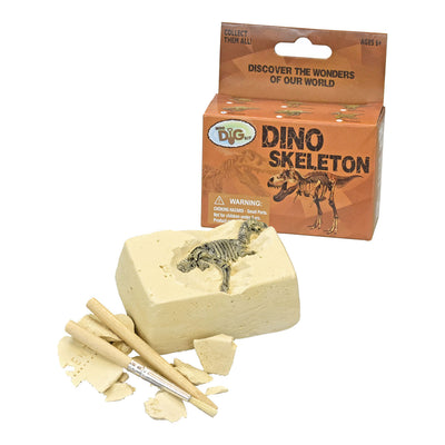 Dinosaur Skeleton Mini Dig Kit | Field Museum Store