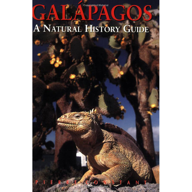 Galapagos: A Natural History Guide | Field Museum Store
