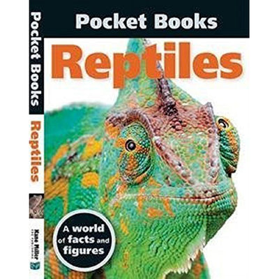 Pocket Book: Reptiles | Field Museum Store