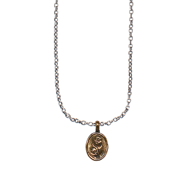 Chickweed Bronze Necklace | Field Museum Store