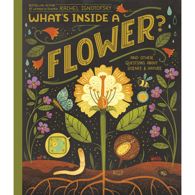 What's Inside A Flower? | Field Museum Store