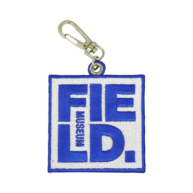 Field Museum Patch Keychain | Field Museum Store