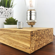 Block Light with Bamboo Base | Field Museum Store