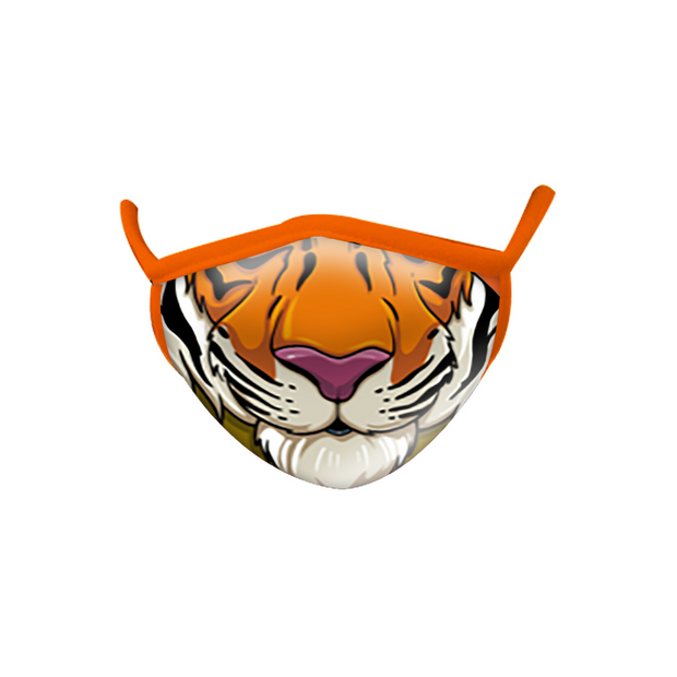 Pre-Order Dino and Tiger Face Mask Set | Field Museum Store