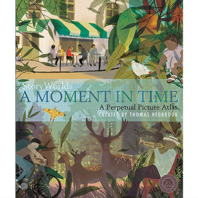 A Moment in Time: A Perpetual Picture Atlas | Field Museum Store