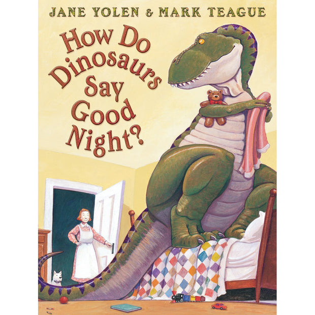 How Do Dinosaurs Say Goodnight? | Field Museum Store