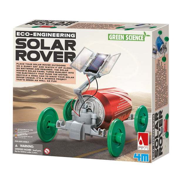 Solar Rover Kit | Field Museum Store
