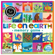 Life On Earth Memory Game | Field Museum Store