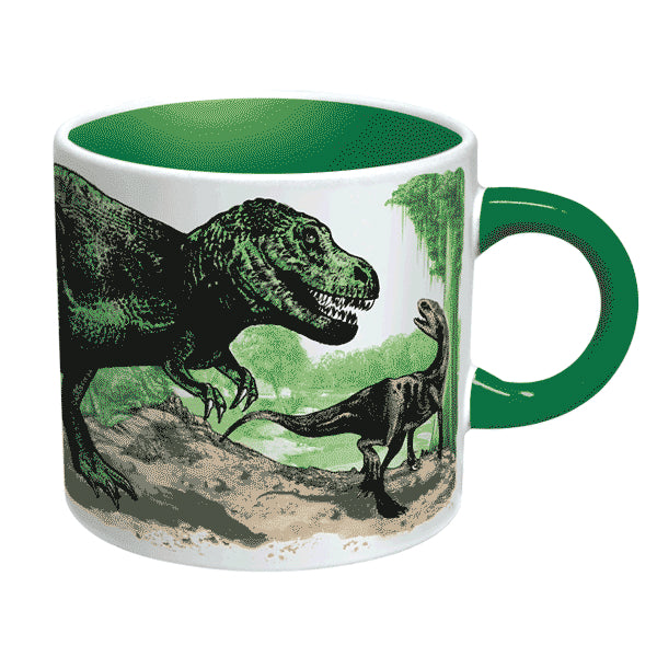 Disappearing Dinosaurs Mug | Field Museum Store