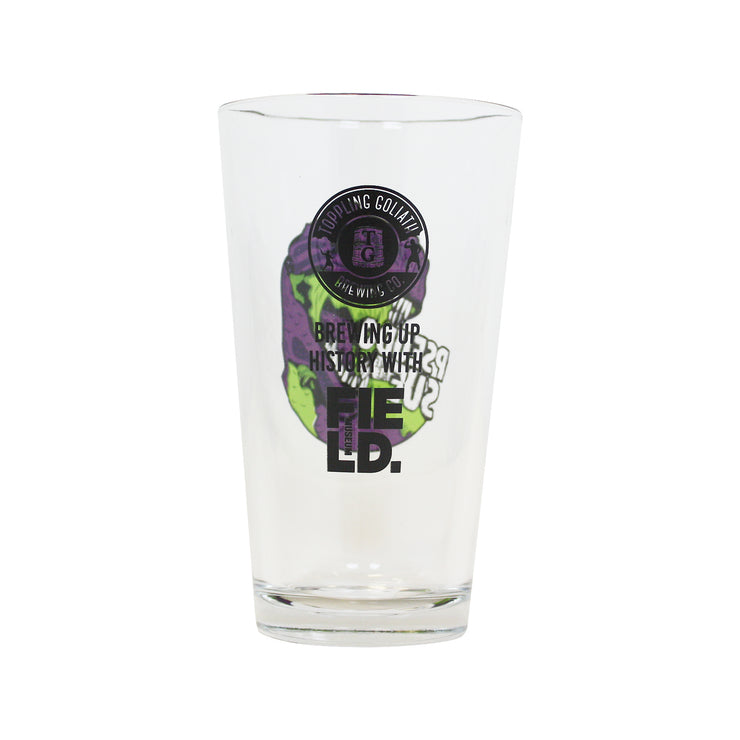 Pseudo Sue Pint Glass | Field Museum Store