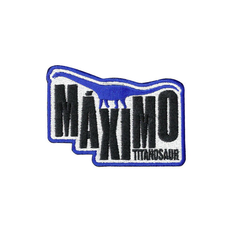 Máximo the Titanosaur Patch | Field Museum Store