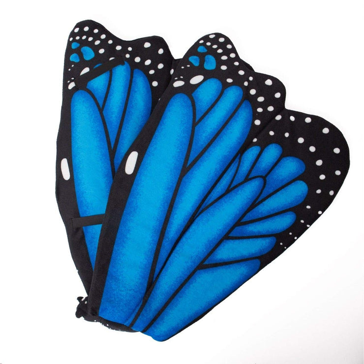 Blue Morpho Plush Butterfly Wings | Field Museum Store