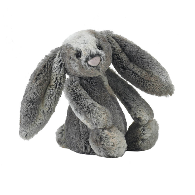 Woodland Grey Bunny Plush | Field Museum Store