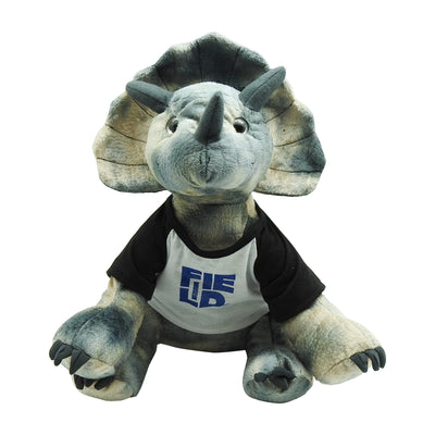 Field Museum Triceratops Plush | Field Museum Store