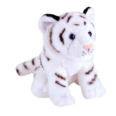 White Tiger Cub Plush | Field Museum Store