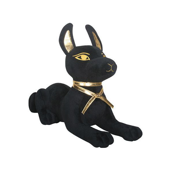 Egyptian Anubis Plush | Field Museum Store