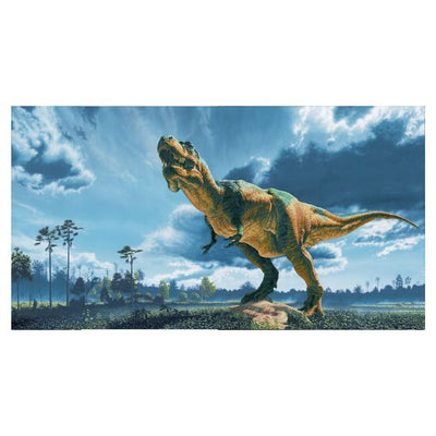 SUE the T. rex Portrait Poster | Field Museum Store
