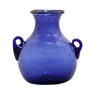 Cobalt Glass Pot | Field Museum Store