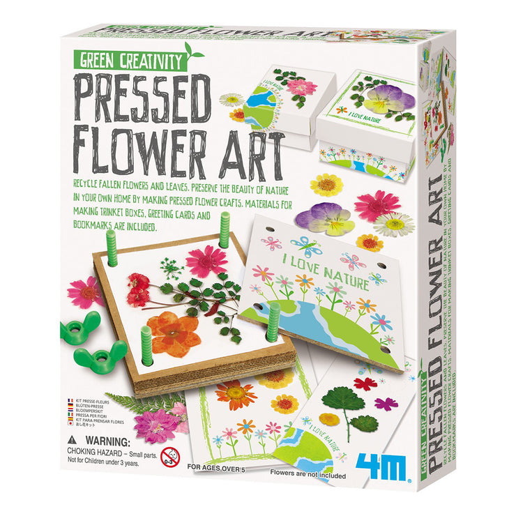 Pressed Flower Art Kit | Field Museum Store