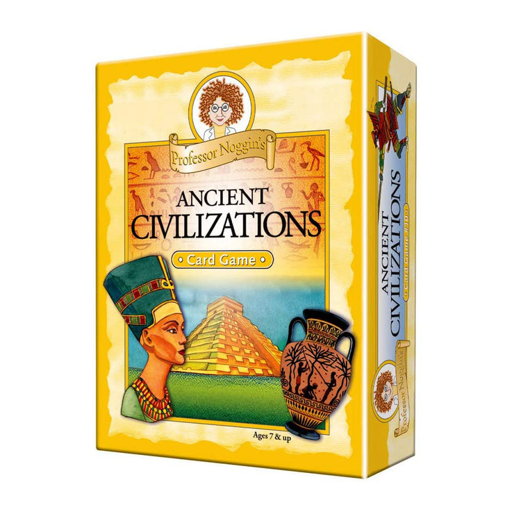 Ancient Civilizations Card Game | Field Museum Store