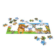 Land of Dinosaurs 48-Piece Floor Puzzle | Field Museum Store