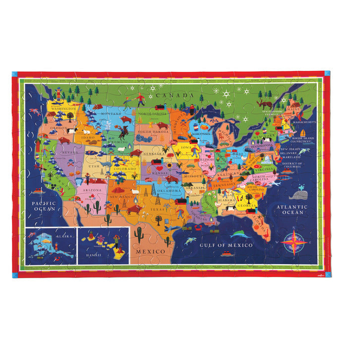 This Land Is Your Land 100-piece Puzzle | Field Museum Store