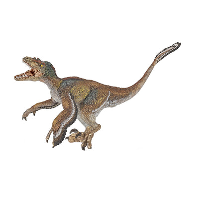 Feathered Velociraptor Figurine | Field Museum Store
