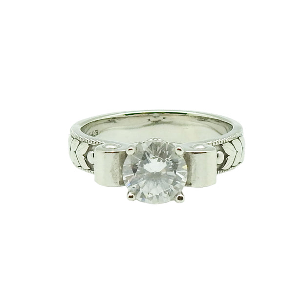 Ellie Thompson Engagement Ring | Field Museum Store