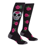 Sugar Skull Knee High Socks | Field Museum Store