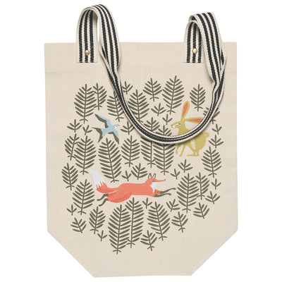 Fox & Hare Tote | Field Museum Store