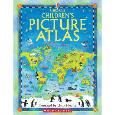 Children's Picture Atlas | Field Museum Store