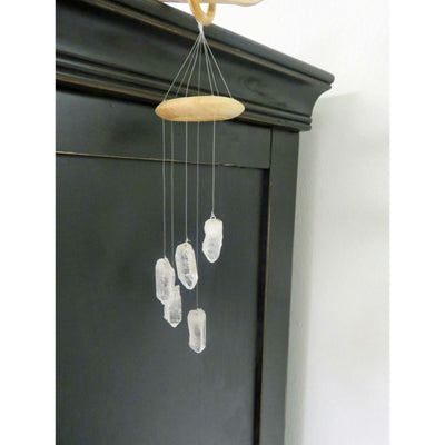 Quartz Point Windchime | Field Museum Store