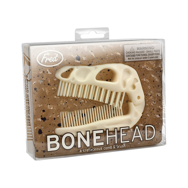 Bone Head Comb & Brush | Field Museum Store