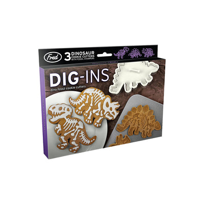 Dig-Ins Cookie Cutters & Stamps | Field Museum Store