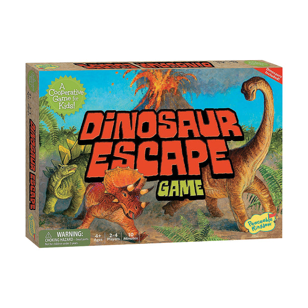 Dinosaur Escape Game | Field Museum Store