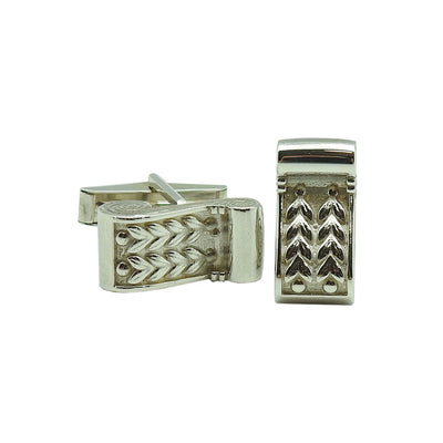 Ellie Thompson Scroll Cuff Links | Field Museum Store