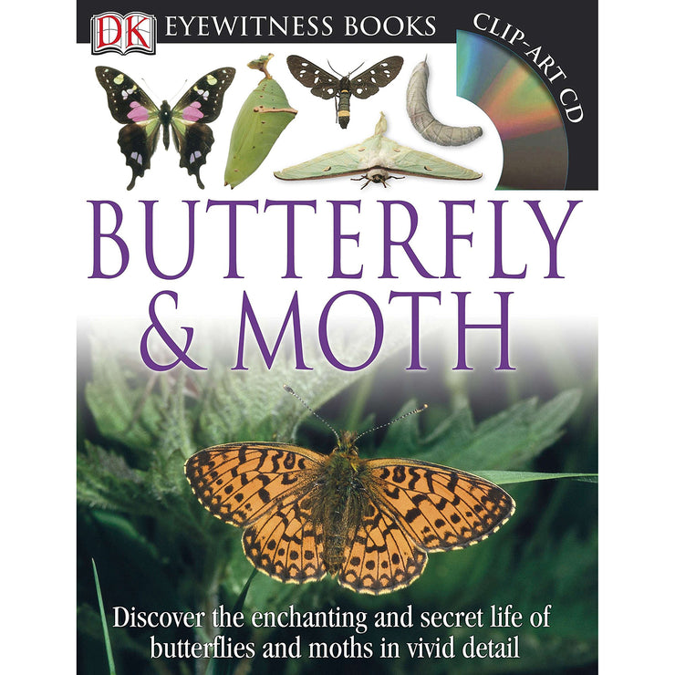 DK Eyewitness Books: Butterfly and Moth | Field Museum Store