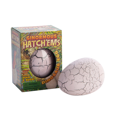 Hatch'ems Ginormous Dino Egg | Field Museum Store
