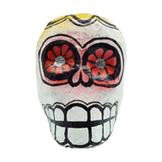 Day of the Dead Paper Mache Skull | Field Museum Store